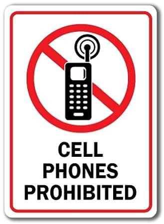 Amazon.com: Teléfonos Celulares prohibido señal – 10