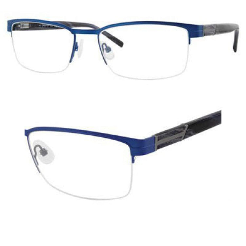 Eyeglasses Chesterfield 65 XL 0FLL Matte Blue