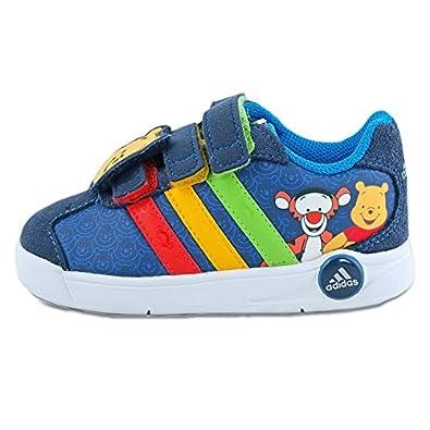 e8ff0d067ace Adidas Adidas Kids Sneakers Disney Winnie CF I Size  UK 8K Colnavy   Raygrn