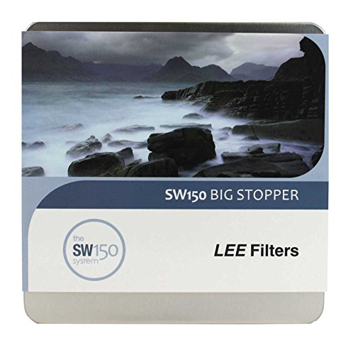 LEE Filters SW150 Big Stopper (10-Stop) 150mm Filter with 6x7 Wyndham Digital Microfiber Cleaning Cloth