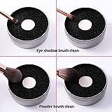 Docolor Brush Cleaner Color Removal Sponge Dry