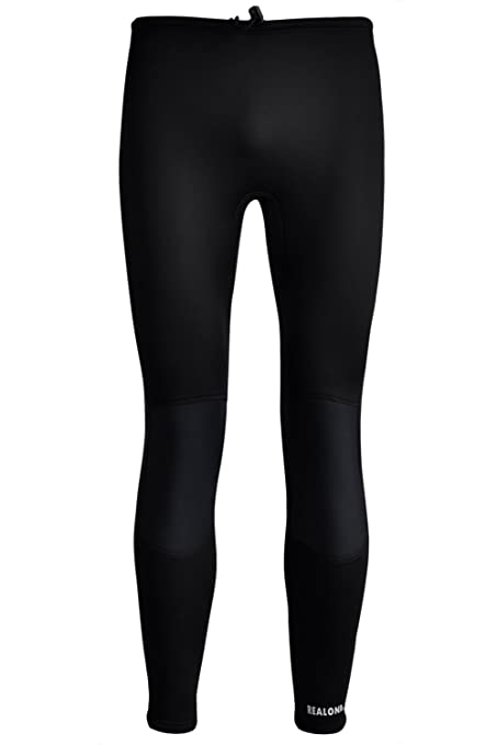 2970268ddddeb Realon Swim Tights Wetsuit Pants Men and Women's 3mm Neoprene Outdoor  Recreation UV Suit Leggings Girls Water Sports XSPAN Surfing Scuba Diving  Snorkeling ...