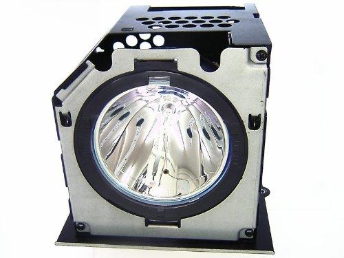 Lâmpada para Projetor Christie 03-000908-01P TV Lamp Rear Projection Philips com Case