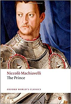Book The Prince (Oxford World's Classics) by Niccol?3 Machiavelli (2008-05-15)