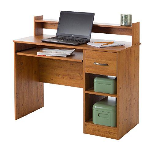 South Shore Axess Desk, Country Pine