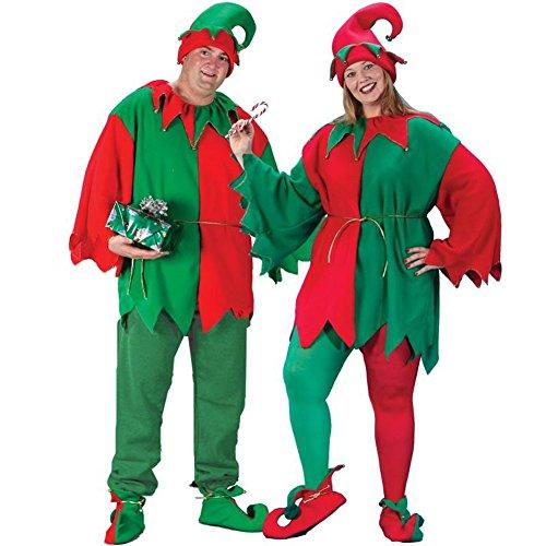 Elf Size Plus Costume Woman (Classic Elf Adult Plus)