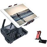 HonsCreat Updated Mavic Mount Tablet Holder Phone Mount Bracket Rotating Flexible for DJI Mavic pro, for DJI Spark Drone