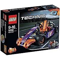 Lego 42048 - Technic - Jeu de construction - Le Karting