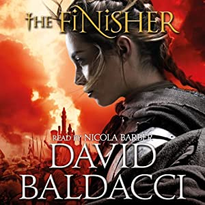 The Finisher Audiobook