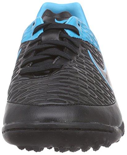 Nike Magista Ola Tf, Scarpe Da Calcio Degli Uomini Più Colore (nero / Nero / Blu Turchese / Turchese Blu)
