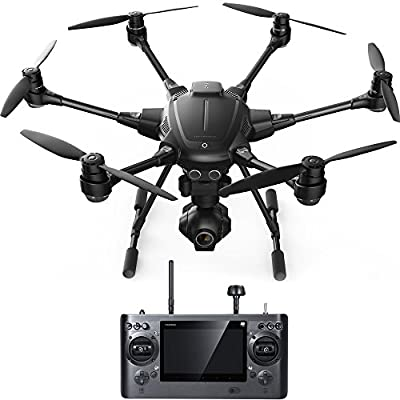 Typhoon H RTF Hexacopter Drone with CGO3 4K Camera With Extra Battery And High Speed 64gb Card by Yuneec