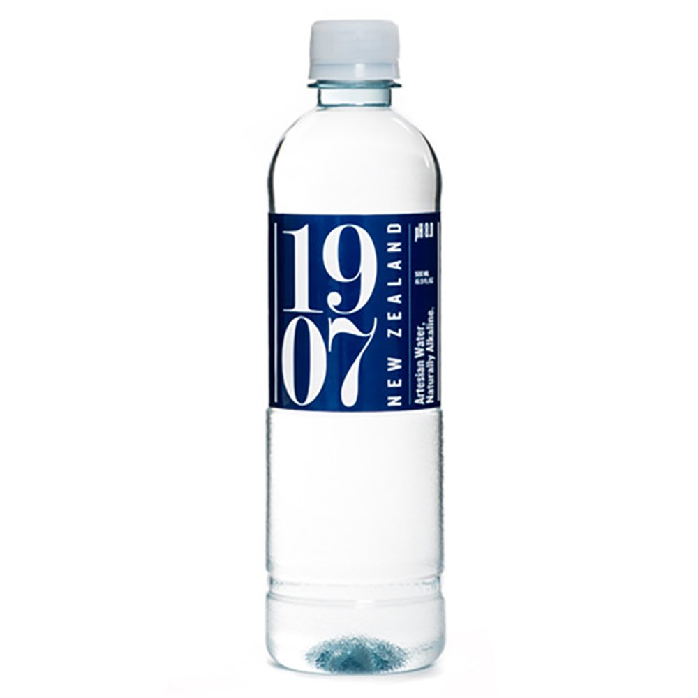 1907 New Zealand Artesian Water 67.6 Oz (Pack Of 8