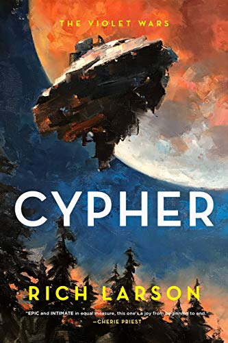 Cypher (The Violet Wars Book 2)