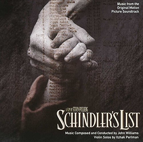John Williams-Schindlers List-OST-CD-FLAC-1993-MAHOU Download