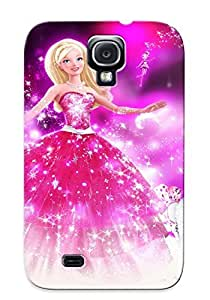 New Premium FMZmtjk3747TNQYF Case Cover For Galaxy S4/ Barbie Protective Case Cover