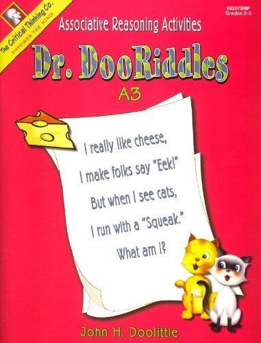 Dr. DooRiddles A3 (Grades 2-3)