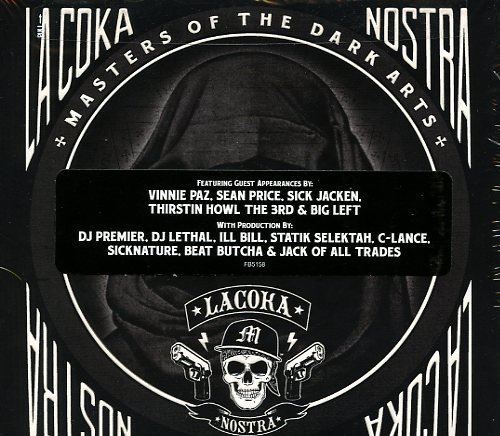 Masters of the Dark Arts by La Coka Nostra (2012-07-31) for sale  Delivered anywhere in USA