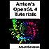 Anton's OpenGL 4 Tutorials