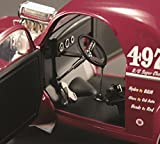 1941 Gasser Jr. Thompson and Poole Burgundy Limited Edition to 600 pieces Worldwide 1/18 Diecast Model Car by Acme A1800909