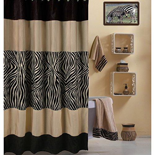 (Sherry Kline Zuma 72-inch Shower Curtain)