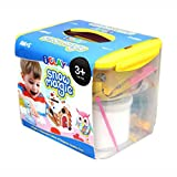 AMOS iClay Clays Snow Magic Clay Play Set