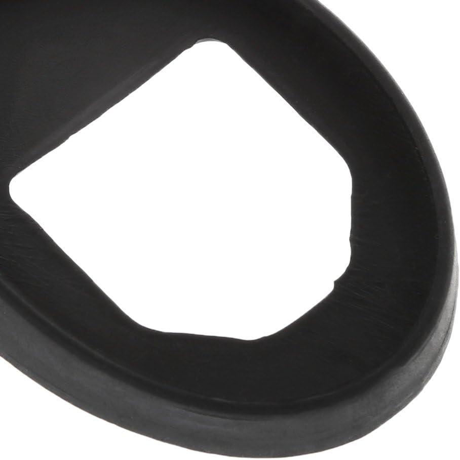 Color Joint d/étanch/éit/é universel en caoutchouc pour antenne de toit de voiture