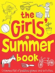The Girls' Summer Book (Buster Books)