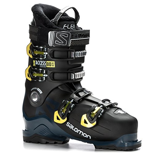 Salomon X Access 80 Wide Ski Boots Mens Sz 10.5 (28.5) ()