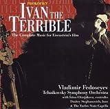 Prokofiev: Ivan the Terrible (complete film music) (2000-10-16)