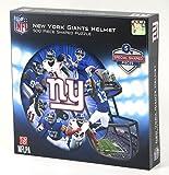 new york giants puzzle - New York Giants Helmet Shape Puzzle 500 Pieces.
