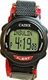 e-pill CADEX Pediatric 12 Alarm Medication Reminder Watch & Electronic Medical Alert
