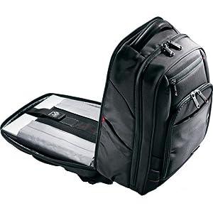 """Samsonite Xenon 2 PFT Backpack w/ 13-15.6"""" Laptop Pocket in Black"""