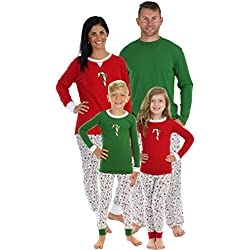 Sleepyheads Candy Cane Christmas Pajama Sets
