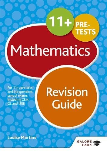 11+ Maths Revision Guide