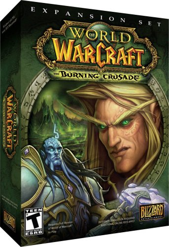 World of Warcraft: The Burning Crusade Expansion Set - (Obsolete)