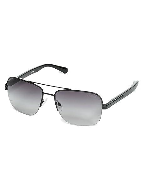 Guess Gafas de sol GF0144 5806B (58mm) Hombre shiny dark ...