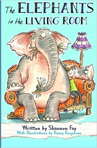 Amazon.com: The Elephants In The Living Room (9781522754800): Shannon Fay:  Books