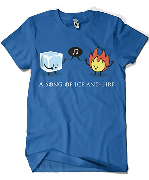 629-Camiseta Juego De Tronos - A Song of Ice and Fire (Typoonic ...