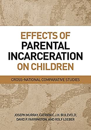 impact of parental incarceration on children There are different schools of thought on the impact of incarceration on children depending on whether the mother or father is incarcerated and the length.