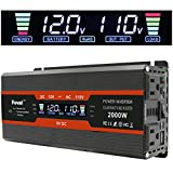 Best Power Inverters - Cantonape 1000W/2000W(Peak) Car Power Inverter DC 12V to Review