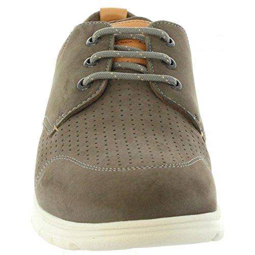 PANAMA JACK Schuhe Für Herren Dominic C3 Nobuck Gris Schuhgröße 43