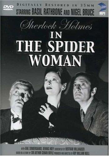 Sherlock Holmes in the Spider Woman (Sherlock Holmes And The Spider Woman 1944)