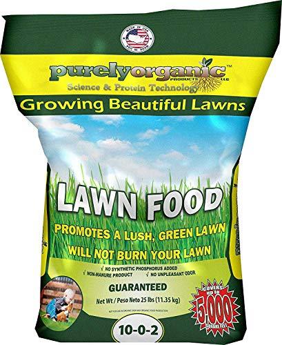 Purely Organic Lawn Food (Purely Organic Fertilizer)