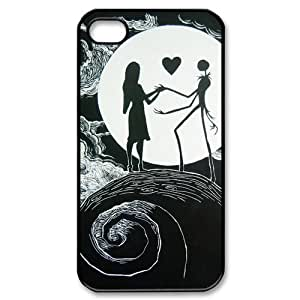 Disney the Nightmare Before Christmas For Case Iphone 6Plus 5.5inch Cover Case Hard For Case Iphone 6Plus 5.5inch Cover Back
