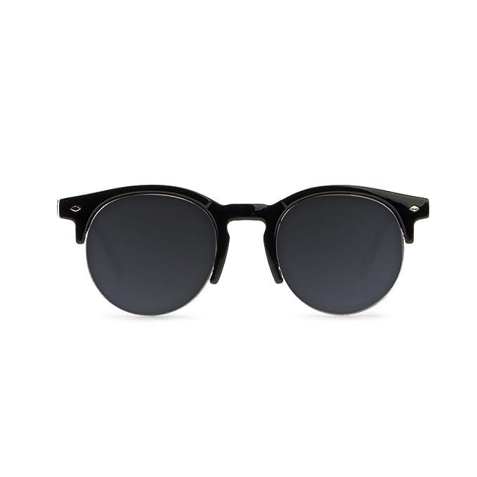 D. Franklin America Gafas de Sol, Negro, 50 Unisex: Amazon ...