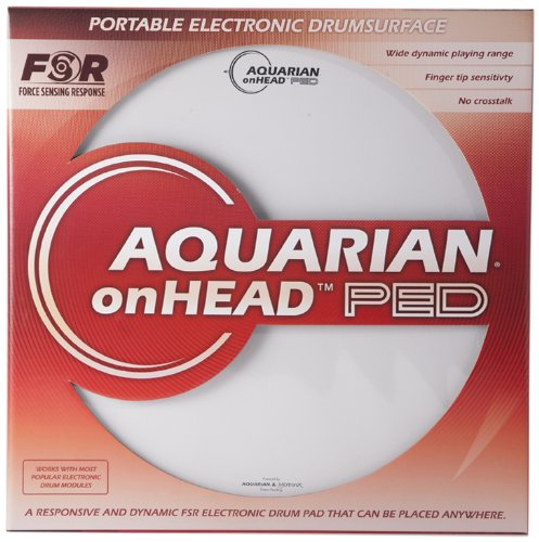 Aquarian Electro-Acoustic OHP16 Electronic Drum Pad by Aquarian