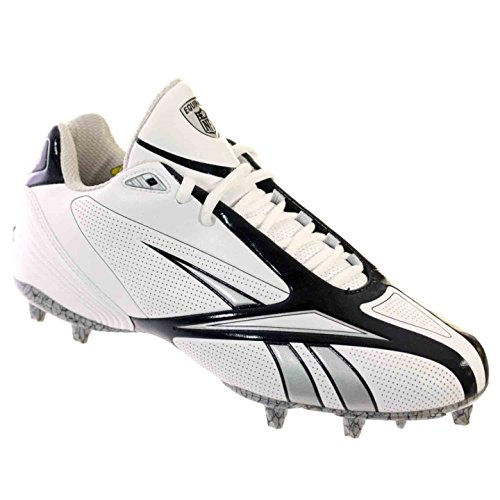 靴下暴力添加Reebok メンズ US サイズ: 9.5 D(M) US カラー: ホワイト