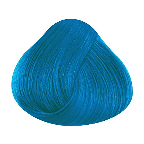 Sunshine Uk Costume Miss Little (La Riche Directions Semi Permanent Hair Dye / Hair Colour (4 x 88ml) - Lagoon Blue by La)