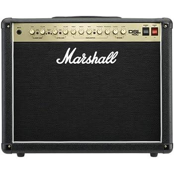 Marshall DSL Series DSL40C 40 Watt Valve 2 Channel Guitar Amplifier Combo