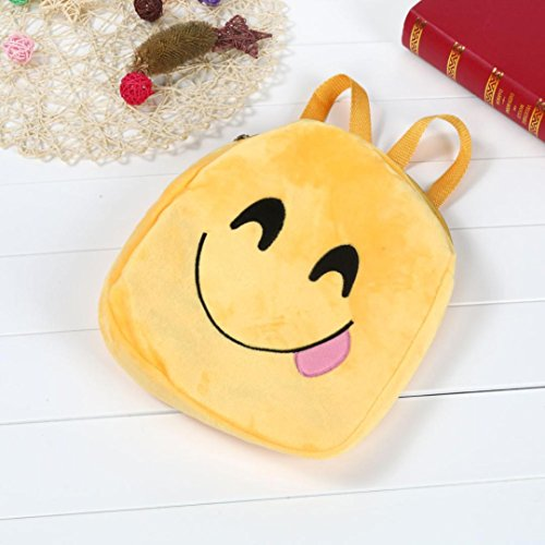 Transer - Bolso de hombro chica/mujer Emoji A